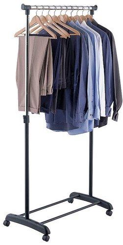 Neu home adjustable garment rack