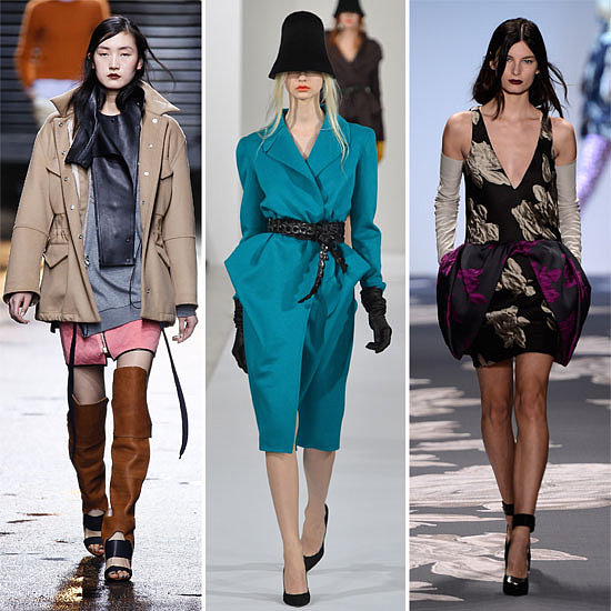 The Top 10 Trends From New York Fashion Week Fall 2013