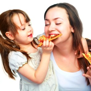 Eating Habits of Moms