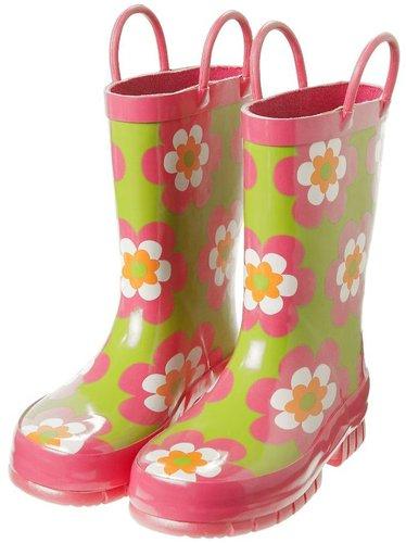 Flower Rainboot