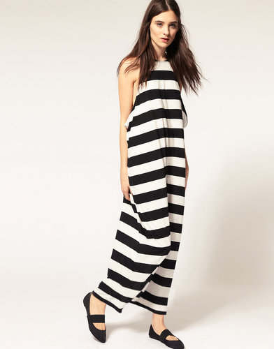 Cheap Monday Monochrome Maxi Dress