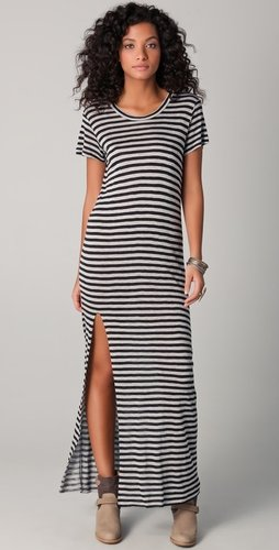 Pencey Standard Striped T Maxi Dress