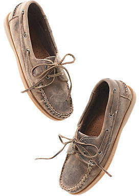 The bed|stüTM aunt bettie boat shoe