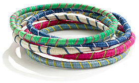 Indego africaTM striped bangle