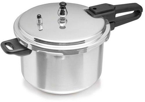Imusa aluminum pressure cookers