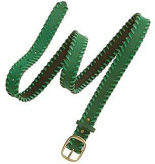 Lasso stitch belt