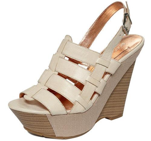 BCBGeneration Shoes, Camilah Wedge Sandals