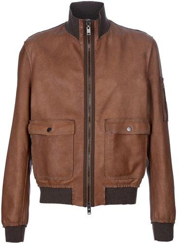 Lanvin Lamb skin jacket