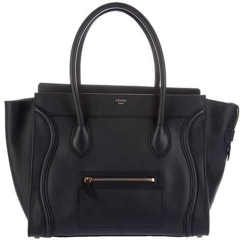 Céline classic leather bag