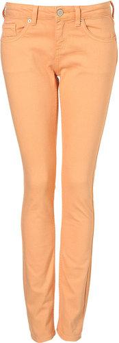 MOTO Peach Baxter Jeans