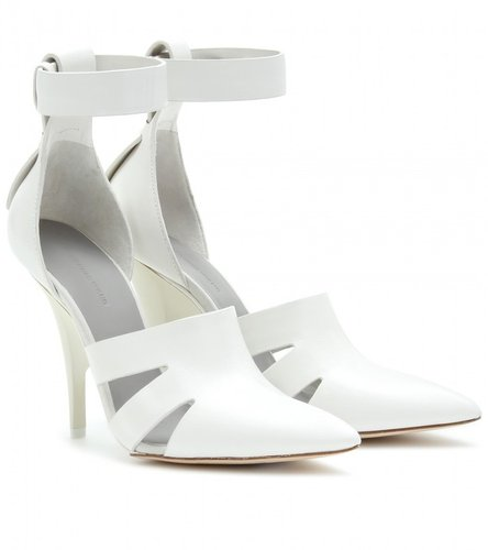 Alexander Wang JOAN PUMPS WITH CUT-OUT DETAIL