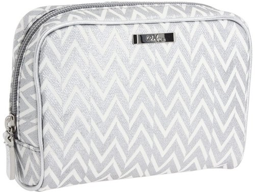 Cole Haan  Jitney Chevron Print Medium Cosmetic
