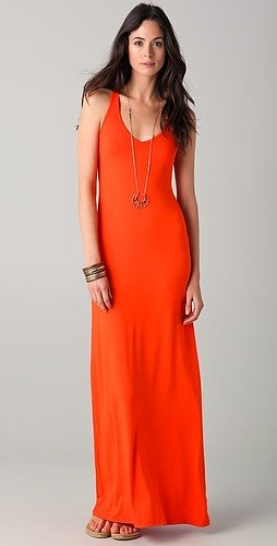 Feel the piece V Neck Maxi Dress