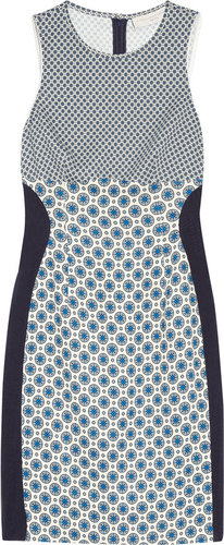 Stella McCartney Madison printed stretch-jersey dress