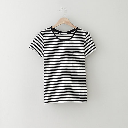 HOPE has stripe tee