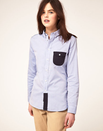 Penfield Sipsey Boyfriend Shirt