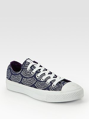 Marimekko Chuck Taylor Printed Sneakers