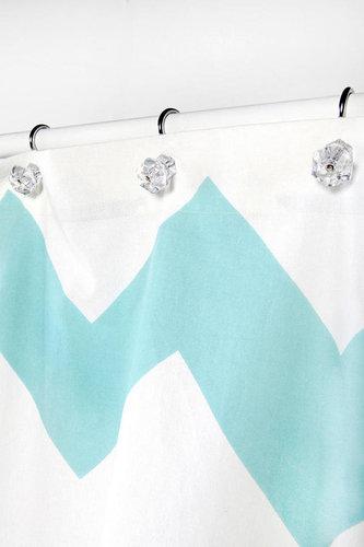 Cut Crystal Shower Rings - Set Of 12