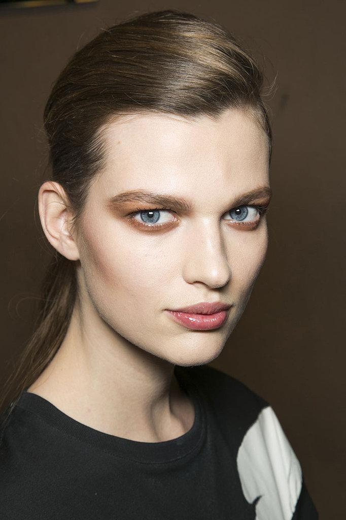The Makeup at Dsquared2, Milan