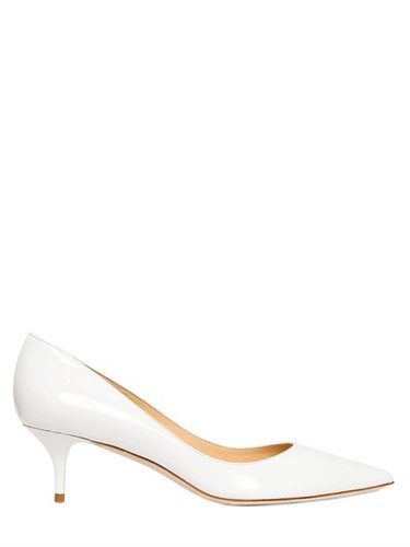 Jimmy Choo - 50mm Aza Patent Leather Pointy Pumps