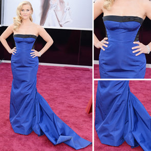 2013 Oscar Awards Style & Fashion Poll: Reese Witherspoon