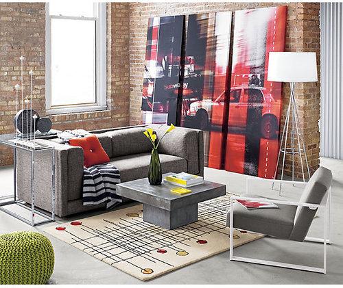 Bolla Carbon Sofa