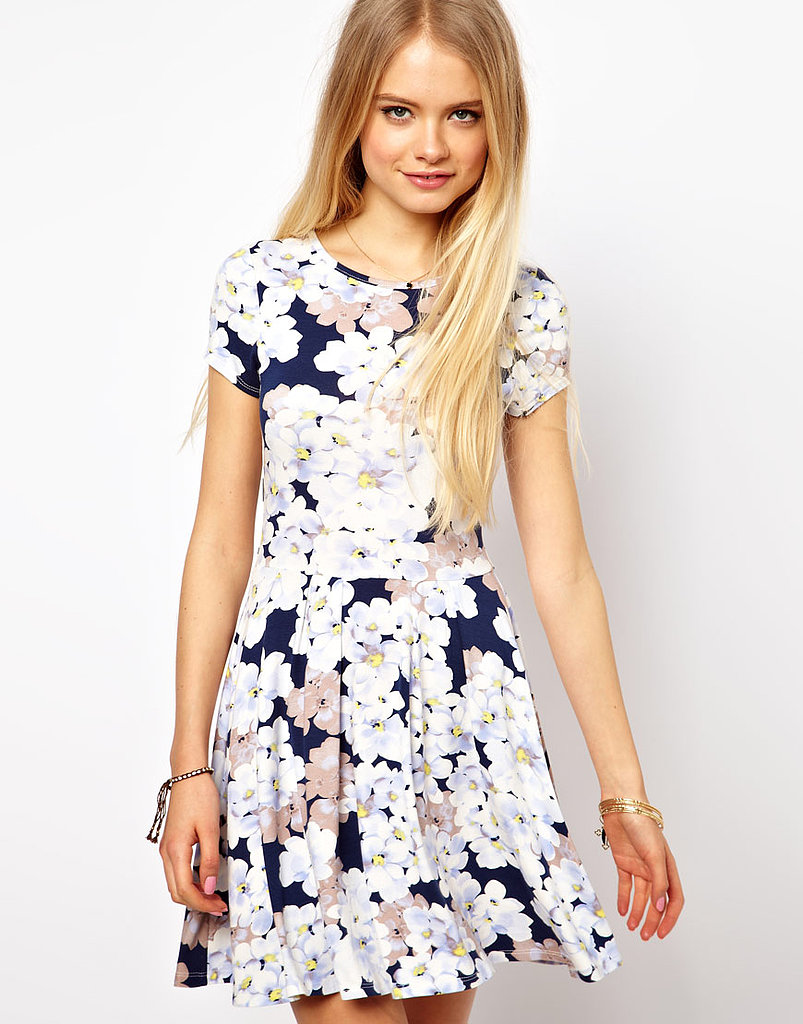 The Floral Day Dress