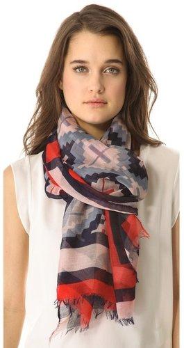 Spun scarves New Mexico Scarf
