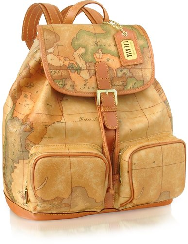 Alviero Martini 1A Classe 1a Prima Classe - Two Pocket Backpack