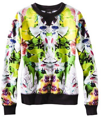 Prabal Gurung For Target® Sweatshirt in First Date Print