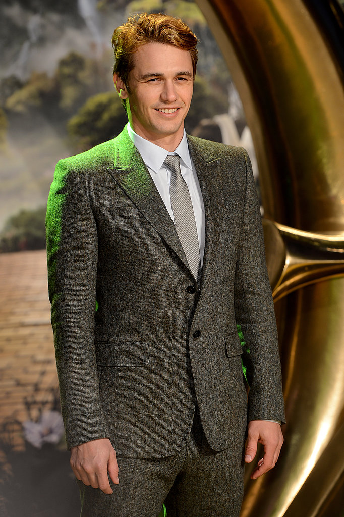 James and His Oz Ladies Hit the Yellow Brick Road in London