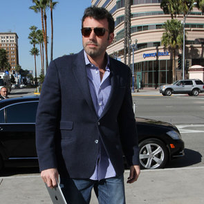 Ben Affleck at TED Conference 2013