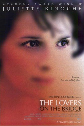 The Lovers on the Bridge (Les Amants de Pont Neuf)