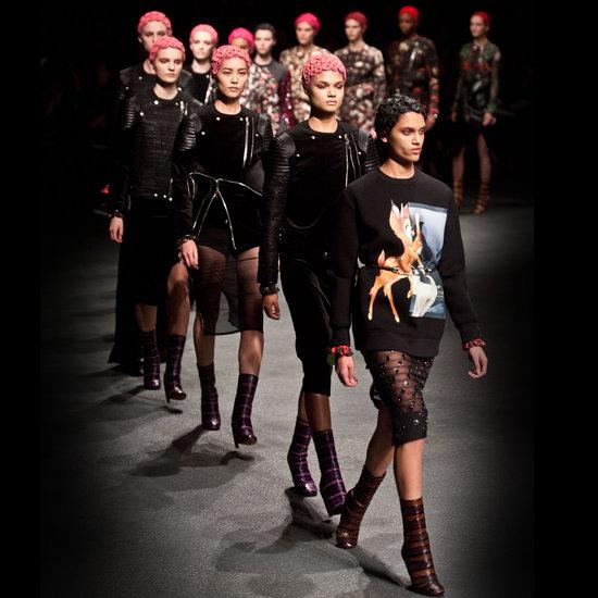 Givenchy Review | Fashion Week Fall 2013