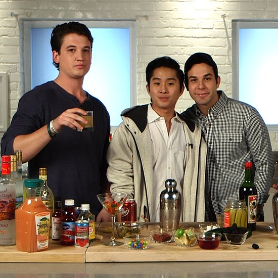 21 and Over Cast Interview | Video