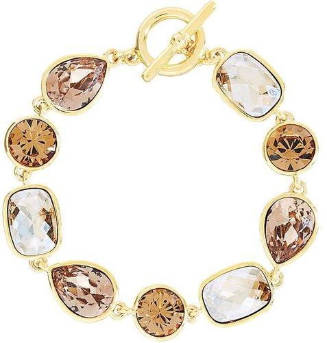 Goldwash Crystal Bracelet