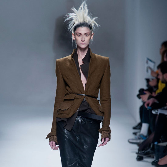 Haider Ackermann Runway Review | Fashion Week Fall 2013