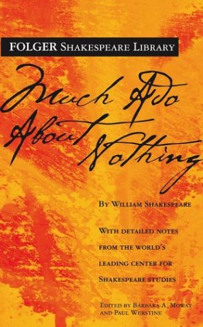 an analysis of much ado about nothing by shakespeare React: in shakespeare's much ado about nothing, there are the usual characters  that show up in most of shakespeare's pieces for instance the characters.