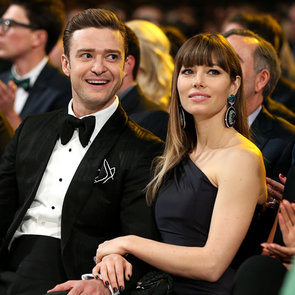 Justin Timberlake and Jessica Biel Cute Couple Pictures