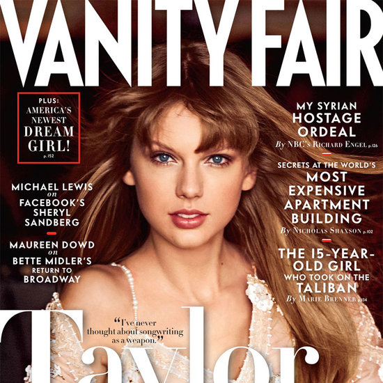 Taylor Swift Interview in Vanity Fair April 2013