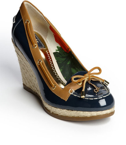 Milly for Sperry Top-Sider® 'Cunard' Wedge Loafer