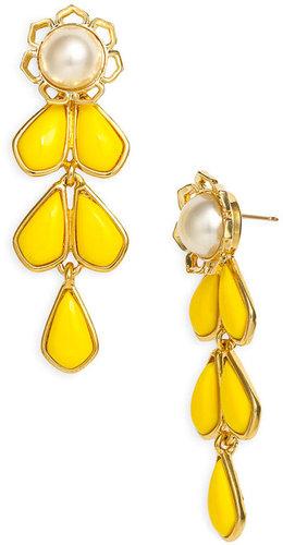 Kate Spade New York 'sweet Zinnia' Chandelier Earrings