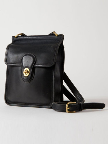 Vintage Coach Murphy Leather Purse
