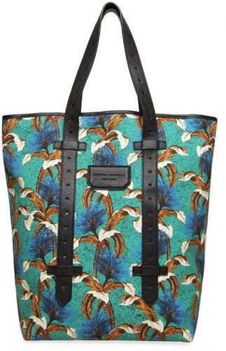 Proenza Schouler / Floral Shopping Tote