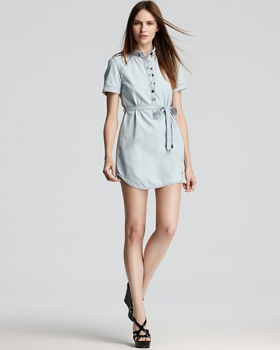 Burberry Brit Joselin Shirt Dress
