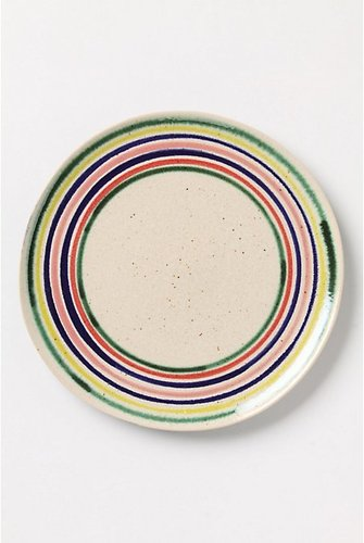 Experimental Sketches Dinner Plate