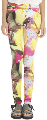 Christopher Kane 2620 High-Rise Skinny Leg