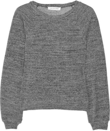 Étoile Isabel Marant Dory cotton-jersey sweatshirt