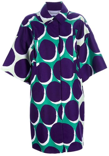 Diane Von Furstenberg loose fit dress