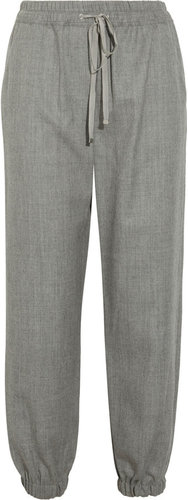 3.1 Phillip Lim Wool drawstring pants